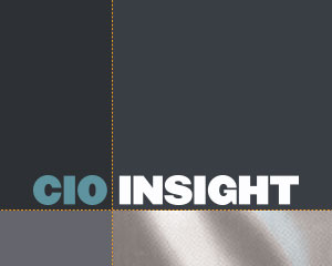 CIO Insight magazine re-design