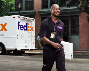 FedEx Peak interactive