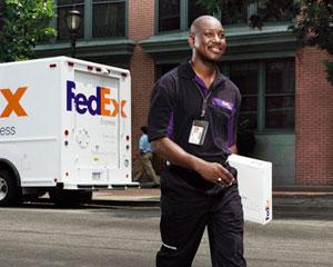 FedEx Peak interactive
